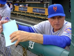 If Mets Miss Playoffs, Will Terry Collins Take the Fall?