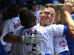 Wilmer Flores Will Be There for You (Watch New Video!)