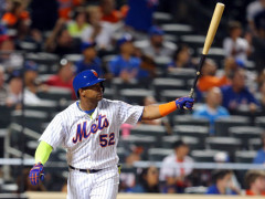 Yoenis Cespedes Is On the Best Run in Mets History