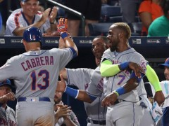 Sweet 16: Mets On Verge Of Second Consecutive Postseason