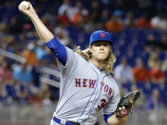 Syndergaard Pitched Like an Ace Tuesday Night