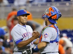 Jeurys Familia is the First to 50 Saves in 2016