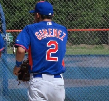Mets Minors Rookie of the Year: Andres Gimenez