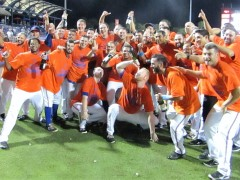 St. Lucie Mets Claim Division Title in Blowout Win