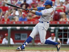 Could Curtis Granderson Be A Fit For The Giants?