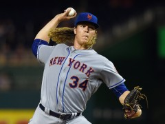 Noah Syndergaard Will Officially Get Opening Day Start