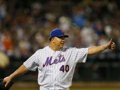Bartolo Throwing More Fastballs Than Ever