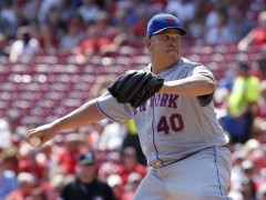Bartolo, Bats Make For A Stress-Free Labor Day As Mets Beat Reds 5-0