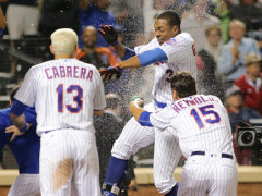 Mets Set Franchise Home Run Record, Continue Winning
