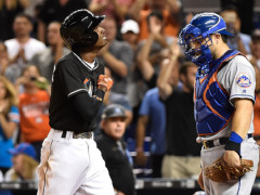Mets Fall 7-3 To Marlins In Emotional Contest