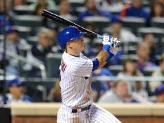 Gavin Cecchini Records First MLB Hit and RBI