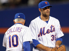 Mets Rally Falls Short, Phillies Prevail 10-8