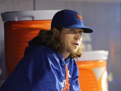 Jacob deGrom Will Have Elbow Surgery This Week