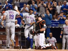 Mets Bounce Back To Rock Fish 12-1