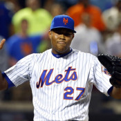 Jeurys Familia Leaves Camp For Personal Matter
