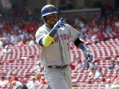 Reyes Reclaims Leadoff Home Run Mark and Ignites Team