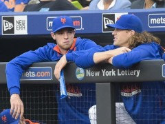 Matz and deGrom May Combine To Replace Montero