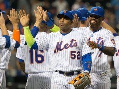 Where Does The Mets Lineup Stack Up In 2017?