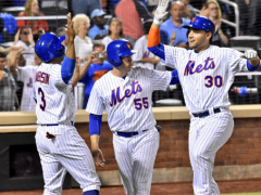 Mets Double Up The Phillies 10-5