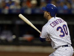 Michael Conforto Will Not Play Winter Ball
