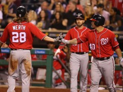 Nationals Clinch NL East Title