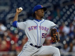 Montero Takes A Walk On The Wild Side, Mets Fall To Nats 8-1