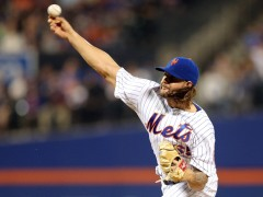 Mets Rally Late But Fall To Braves 5-4