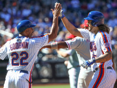 Mets Set Franchise Record With 17 Run Shutout In Regular Season Finale At Citi