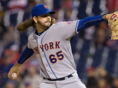 Gsellman, Bruce Propel Mets to 5-1 Victory as Mets Magic Number Shrinks to One!