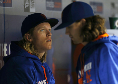 syndergaard degrom