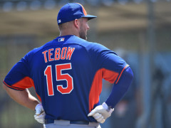 Tim Tebow Readies for Arizona Fall League Debut