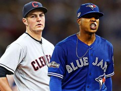 ALCS Game 3: Indians vs Blue Jays, 8:00 PM