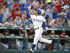 Carlos Gomez Re-Signs With The Rangers