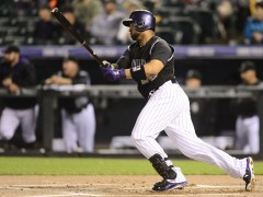 Wilin Rosario Interested in Return to the Majors