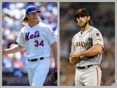 Syndergaard and Bumgarner to Square Off: Keys to a Pitcher's Duel
