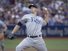 Mets Interested in Smyly, Looking to Upgrade at Catcher?