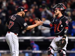 World Series Game 2 Thread: Cubs vs Indians, 7:00 PM