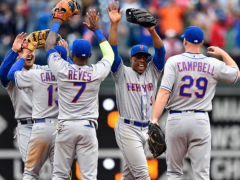 Talkin' Mets: Bring on the Giants and the Playoffs