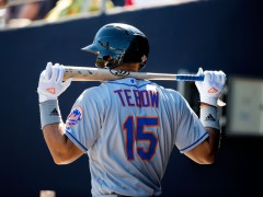 Tebow Picks Up His First AFL Hit on Tuesday