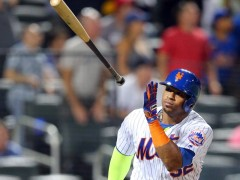 Yoenis Cespedes Named to 2016 Sporting News All Star Team