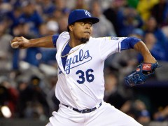 NL East News: Marlins Sign Edinson Volquez For 2 Years, $22M