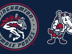 The Binghamton Mets Are Now the Rumble Ponies