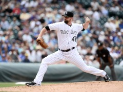 Cleveland Indians Sign Lefty Reliever Boone Logan