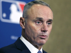 Rob Manfred Looking at Ways to Improve Pace of Play