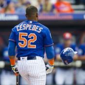 Olney Report: Cespedes Is Baseball's Best Left Fielder
