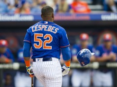 Olney Report: Cespedes Is Baseball's Best Left Fielder