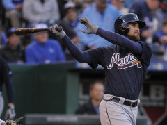 Braves Sign Ender Inciarte To Five-Year Extension