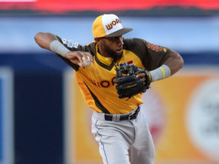 Amed Rosario has Become an Untouchable