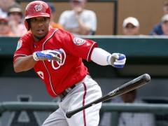 Angels Sign Free Agent Outfielder Ben Revere