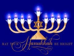 Happy Hanukkah From MMO